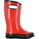 Bogs Kid's Rainboot Red/Black